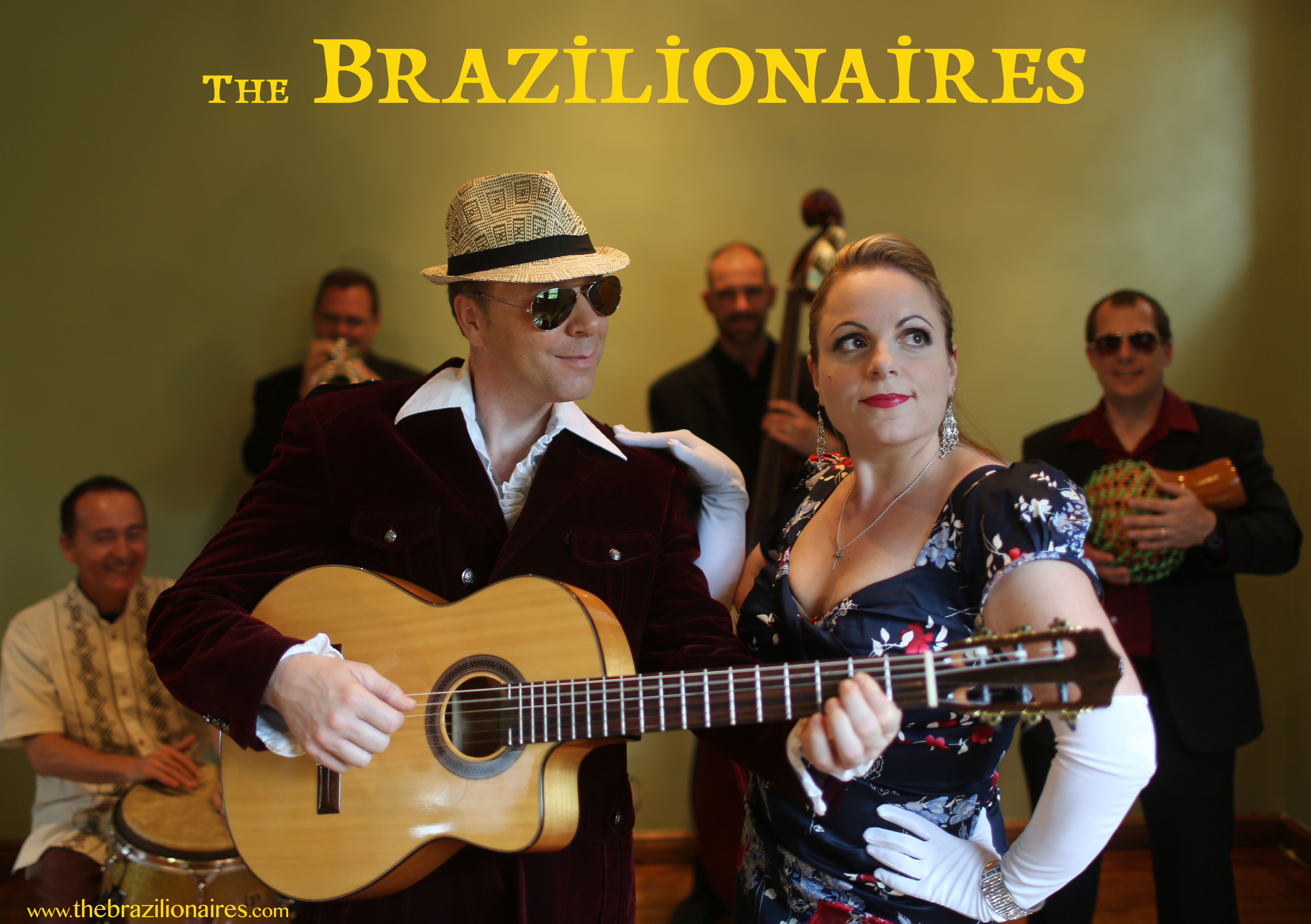 The BraziLionaires