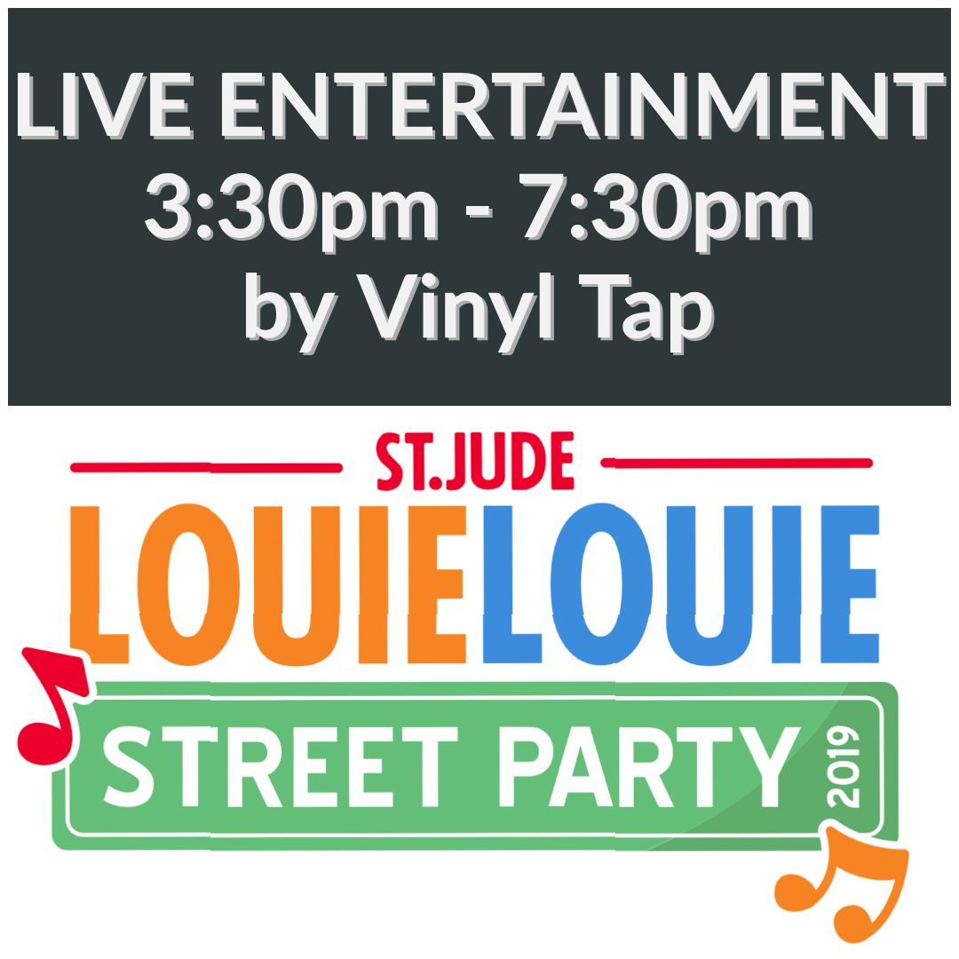 Louie-Louie pre-Parade Party